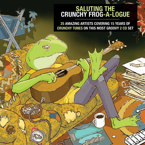 salutingthecrunchyfrog