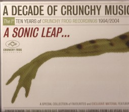 A Sonic Leap..