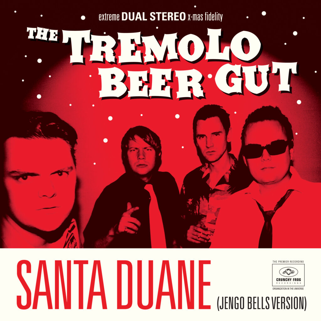 The Tremolo Beer Gut – Santa Duane