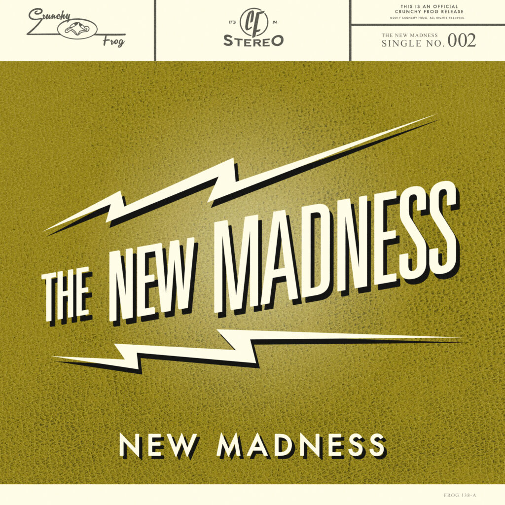 The New Madness – New Madness
