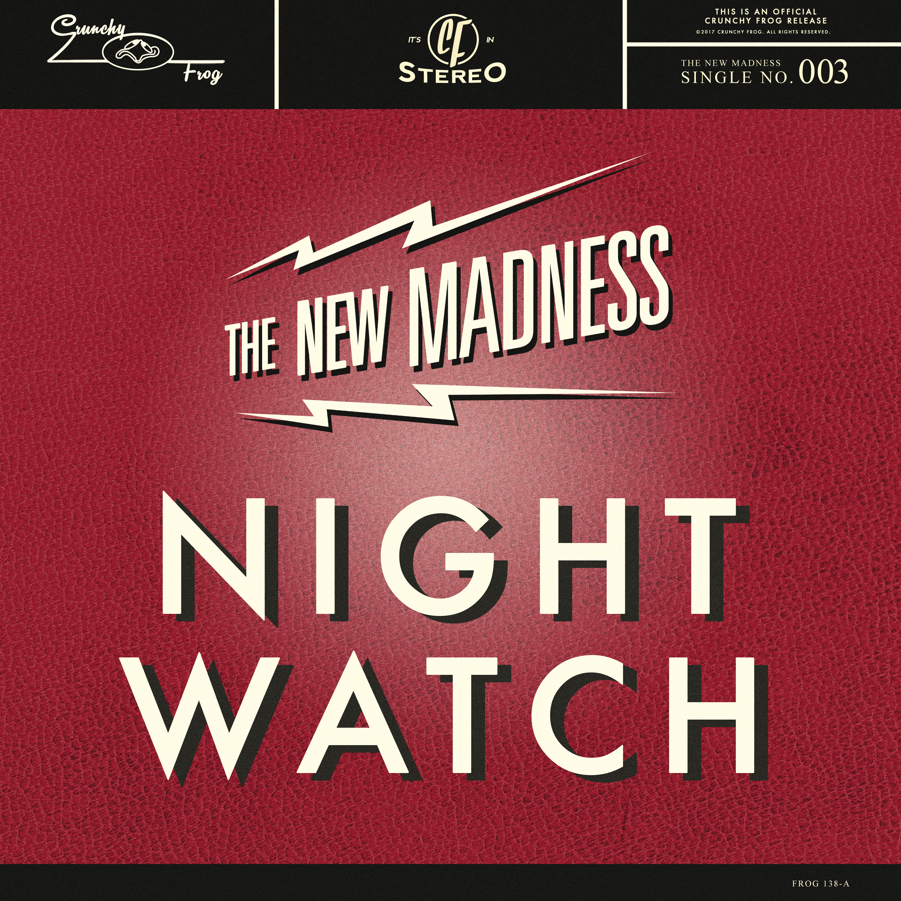 The New Madness – Night Watch