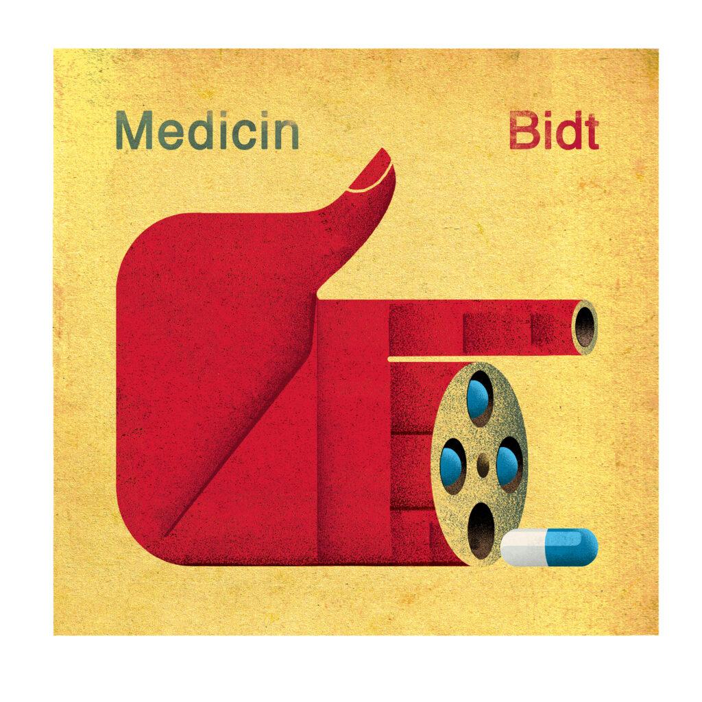 Bidt – Medicin
