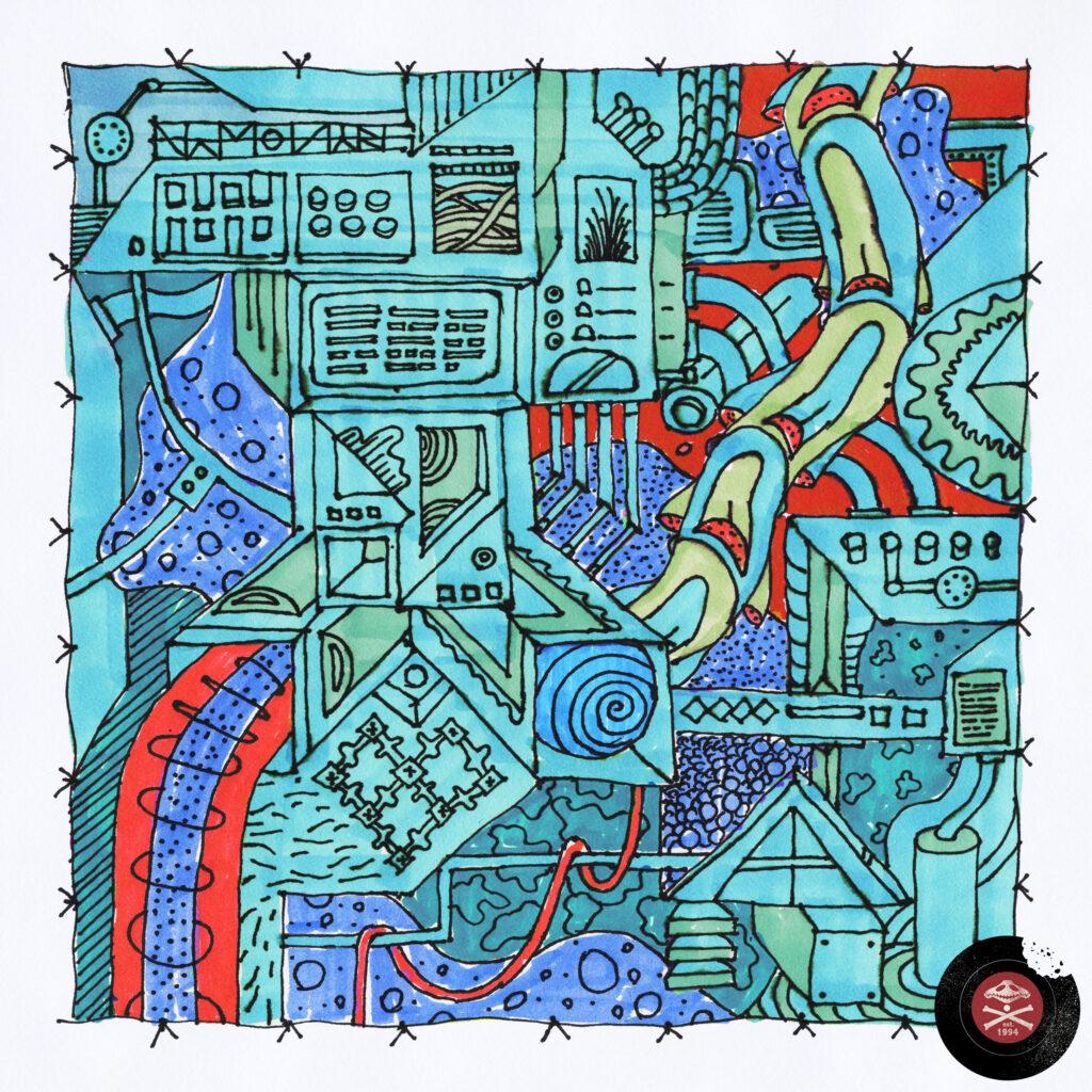 Snake & Jet's Amazing Bullit Band – Planetary Dawn