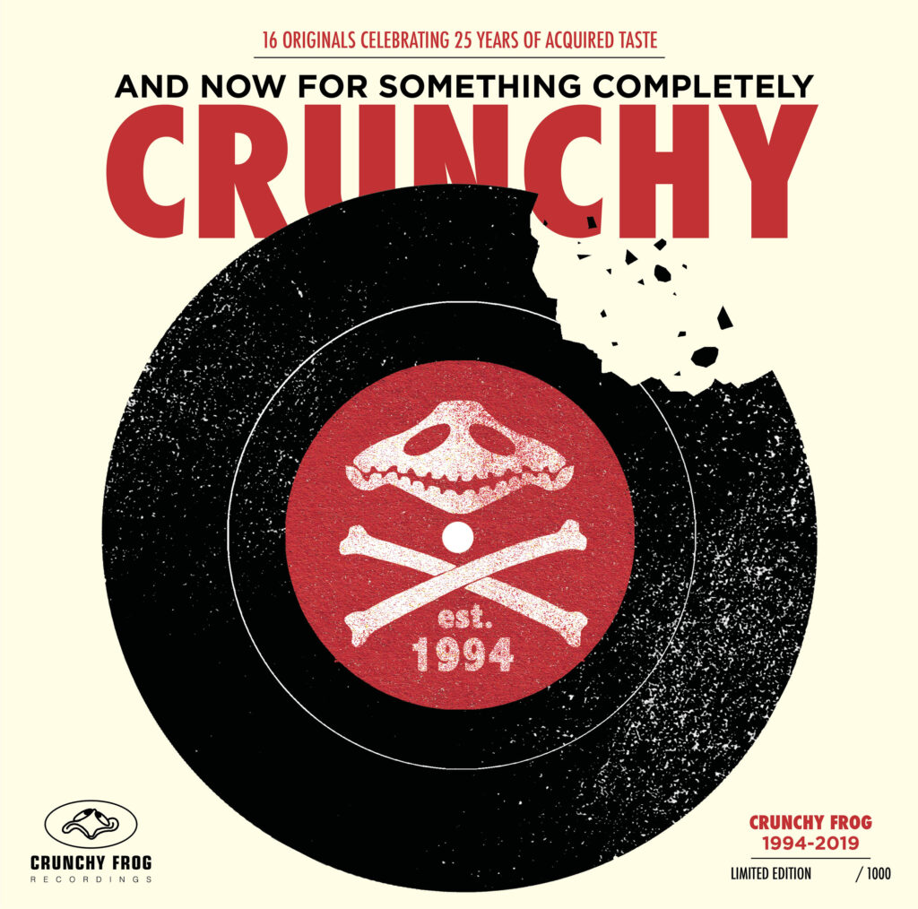 Various Artists – And Now For Something Completely Crunchy