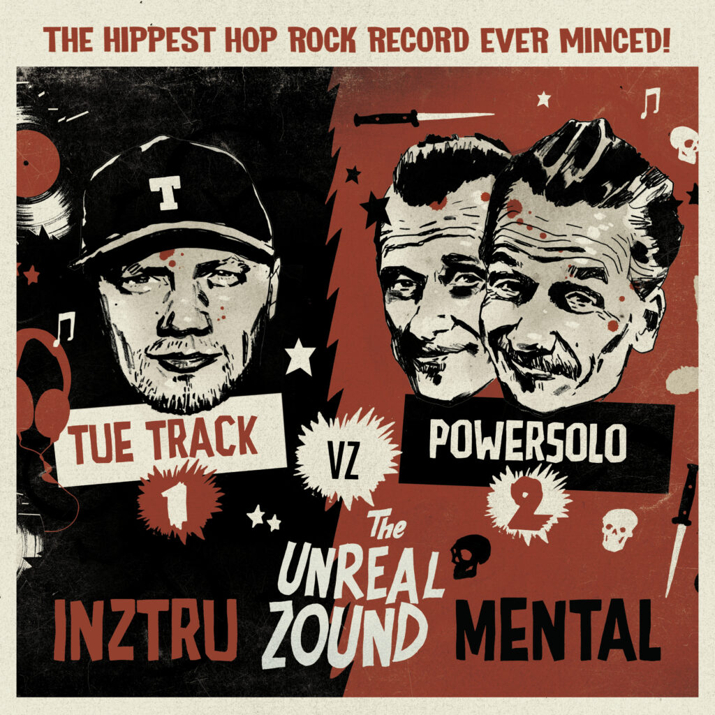 Tue Track vz PowerSolo – The Unreal Zound (Inztrumental)